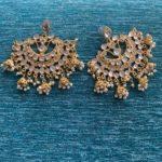 Aliyah Jhumki Chandbali Earrings
