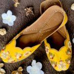Yellow Blossom Juttis